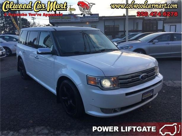 2011 Ford Flex Limited  - Navigation -  Leather Seats