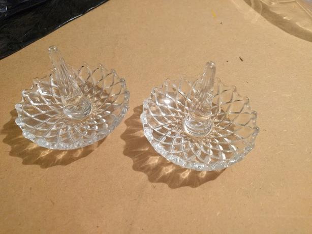 glass ring holders