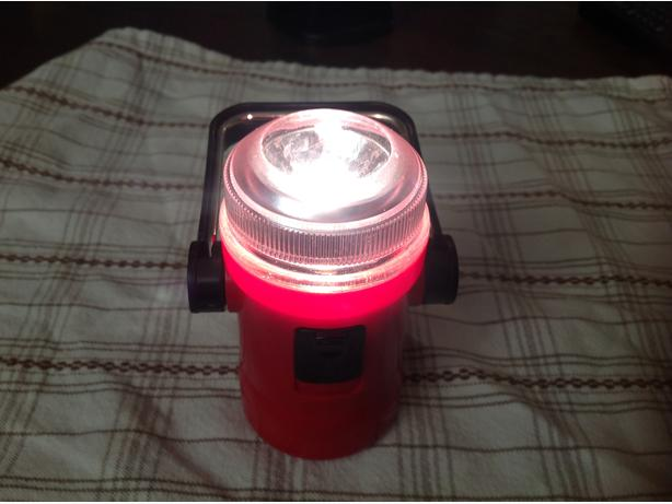 CAMPING/ BEDSIDE LAMP