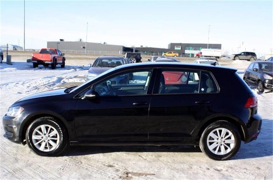 2016 Volkswagen Golf Trendline W Mfg Warranty Outside South Saskatchewan Regina