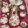 Royal Albert Old Country Roses 185 Piece Collection