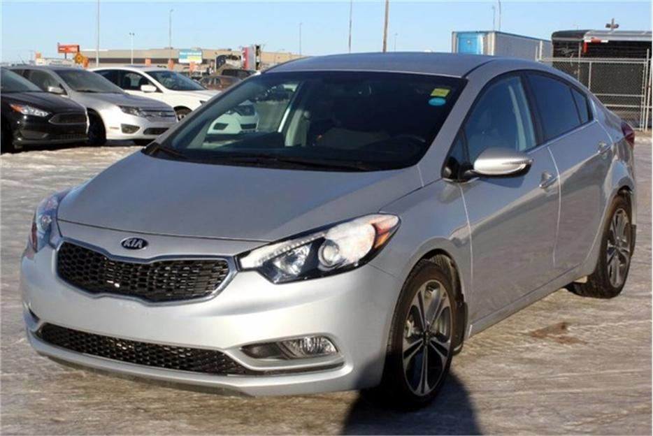 2016 kia forte ex w mfg warranty and low km outside south. Black Bedroom Furniture Sets. Home Design Ideas