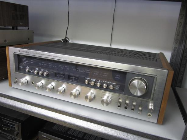 Kenwood KR 9400 Monster Vintage Stereo Receiver