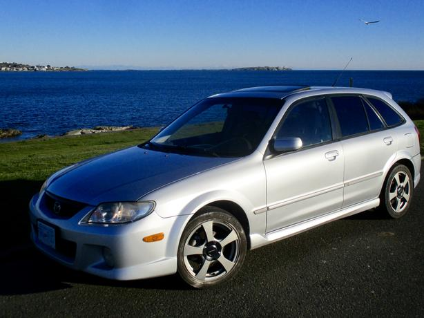 2002 Mazda Protoge5 Hatchback
