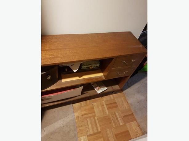 Solid wood shelf/dresser?