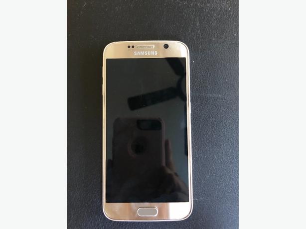unlocked gold samsung s6 32G