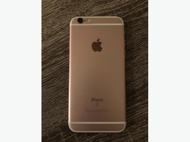 Rose gold iPhone 6S 16GB UNLOCKED