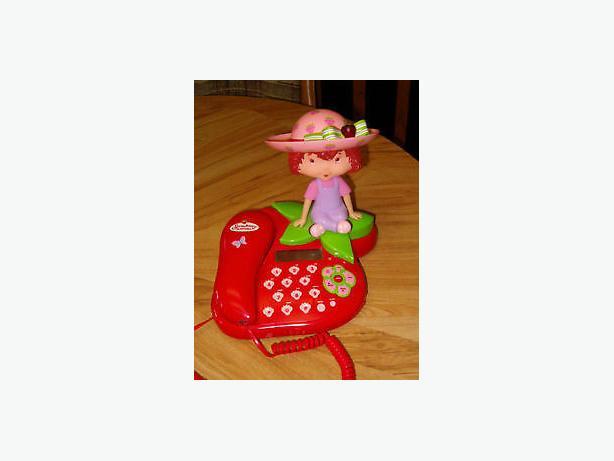 strawberry shortcake phone