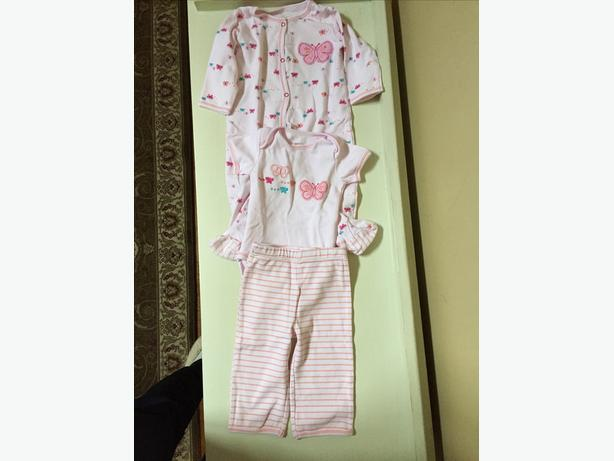 PETIT LEM SLEEPER AND OUTFIT SET 6 MONTHS