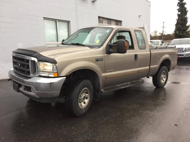 2004 FORD F250 *** DIESEL *** EXHAUST DELETE *** LOW KM *** 1 OWNER