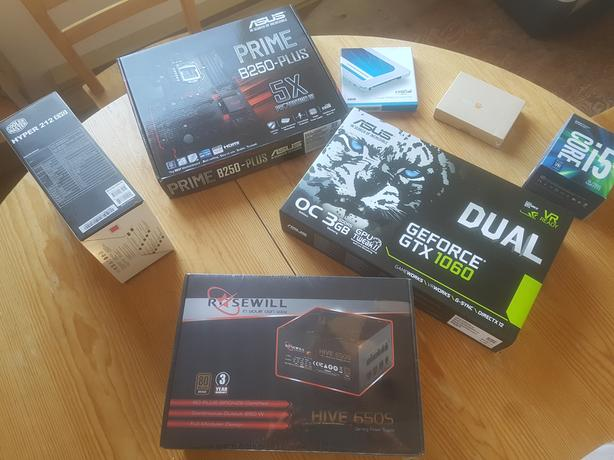 Brand New Gaming PC