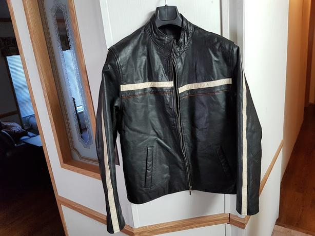 Leather Jacket - Men's Medium