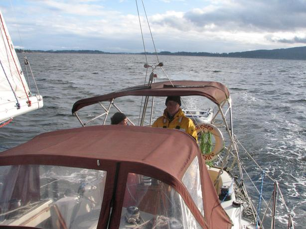 Be a Crew Member on a 5 Day Sailing Adventure