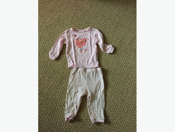 JOE FRESH PJS 6-12 MONTHS