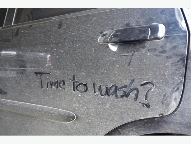 Saturday Car Wash Attendant