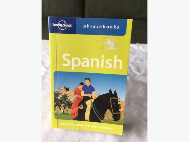 Lonely planet Spanish phrasebook by Lonely planet