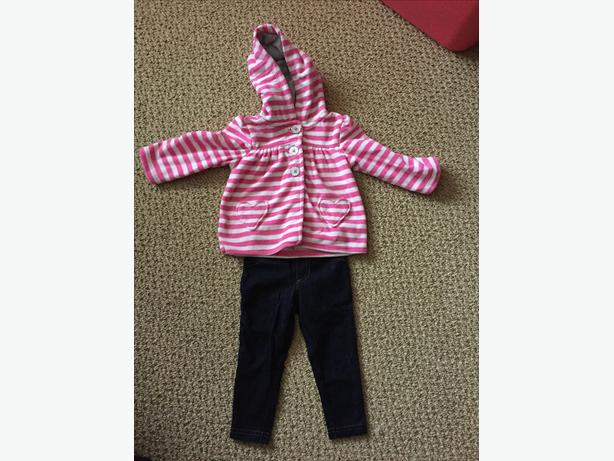 CARTER'S 2 PIECE OUTFIT 9 MONTHS