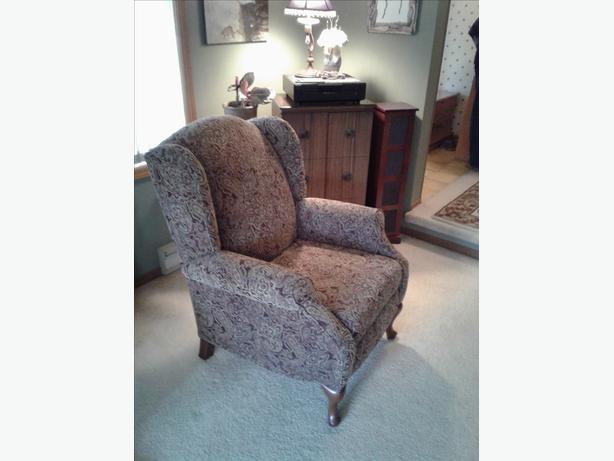 Reclining chair PRICED REDUCED