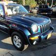 2004 Jeep Liberty Limited 4X4