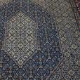 17199-Moud Hand-Knotted/Handmade Persian Rug/Carpet Tribal