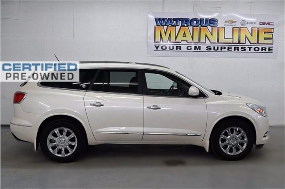 Moncton Buick Enclave >> 2014 Buick Enclave Premium Other South Saskatchewan Location, Regina