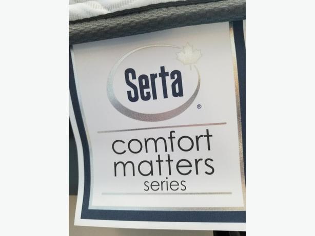 Brand New Serta Queen Mattress For Sale