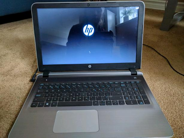 HP Pavilion Laptop (Touch Screen)
