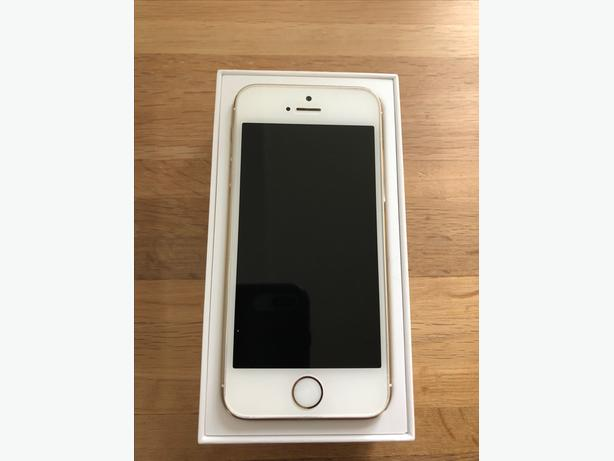 iPhone 5S, 16GB, Gold, Unlocked