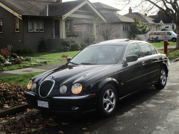 2000 Jaguar S-Type - Classic, Elegant