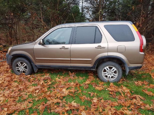 2002 CRV