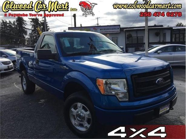 2014 Ford F-150 STX  4X4! Reduced!
