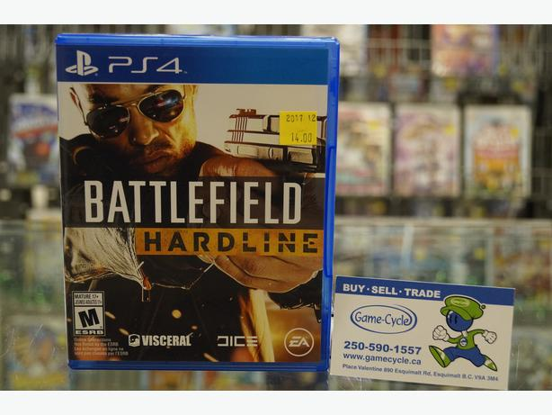 Battlefield Hardline for PS4 Available @ Game Cycle