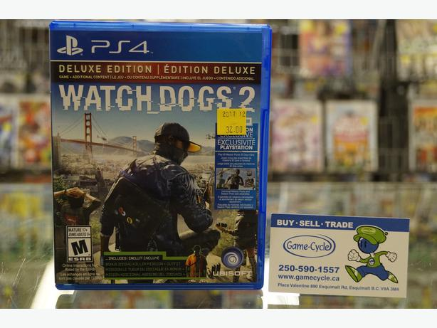 Watch Dogs 2 for PS4 Available @ Game Cycle