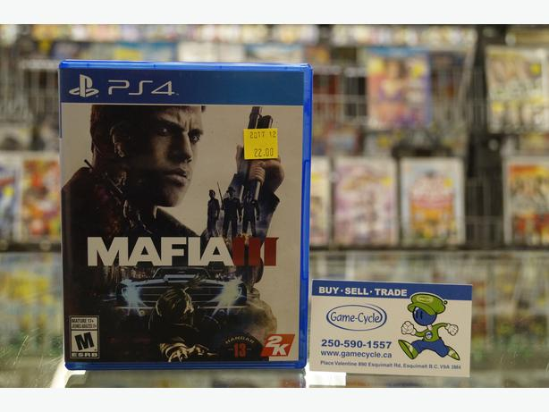 Mafia III for PS4 Available @ Game Cycle