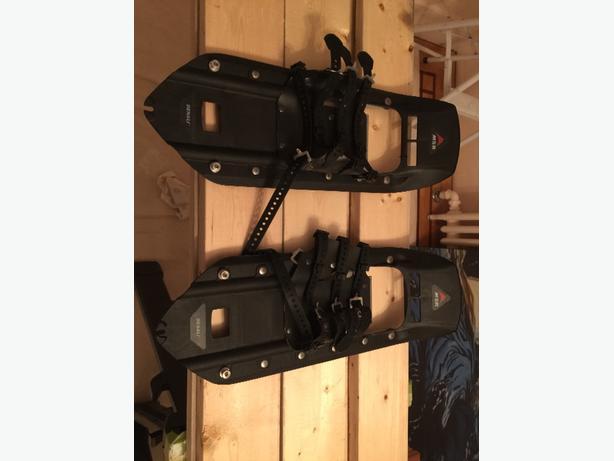 MSR Denali snowshoes