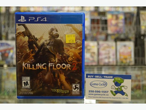 Killing Floor 2 for PS4 Available @ Game Cycle