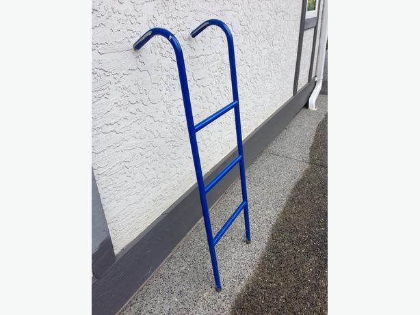 Heavy duty Aluminum Ladder for trampoline