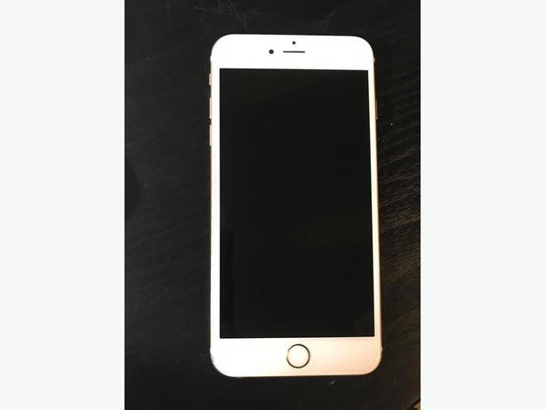 iPHONE 6s PLUS. Unlocked (Gold)