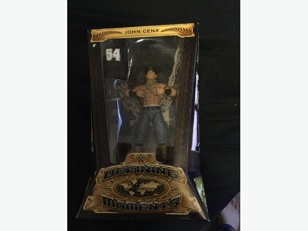 Wwe John cena wrestling figure wwf sealed