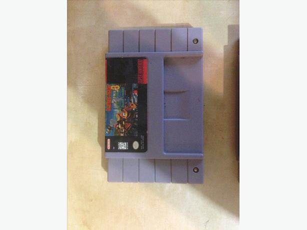 SUPER NINTENDO DONKEY KONG COUNTRY 3:Dixie Kongs Double Trouble SNES