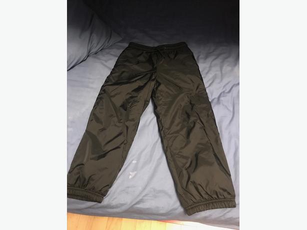 Boys splash pant with fleece lining.  Never worn