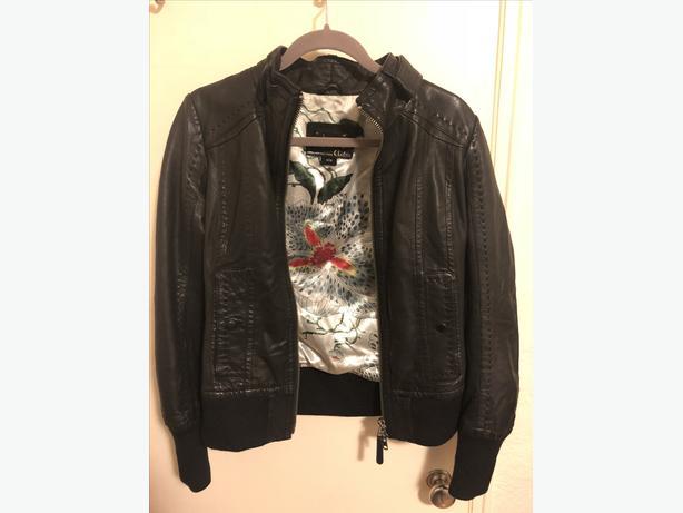 $300 - MACKAGE for Aritzia - Women's Leather Jacket Size M
