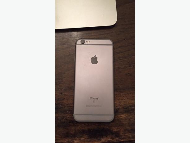 Iphone 6S 32GB with Rogers