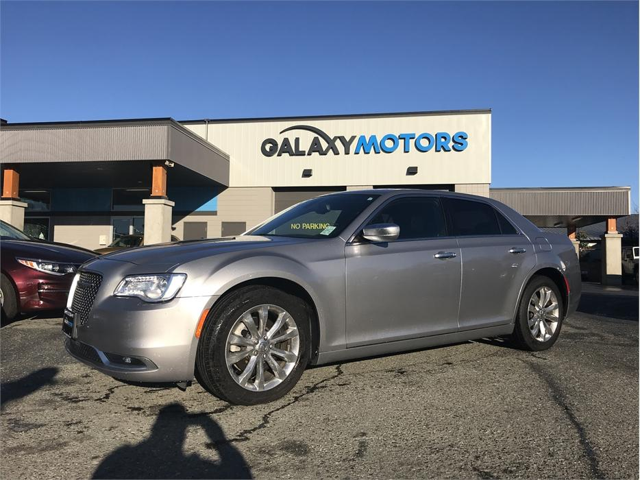 2015 Chrysler 300 C Platinum Awd Leather Int Navigation Duncan Cowichan