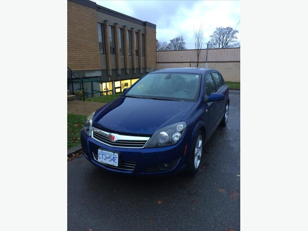 REDUCED***2008 Saturn Astra XR hatchback sedan