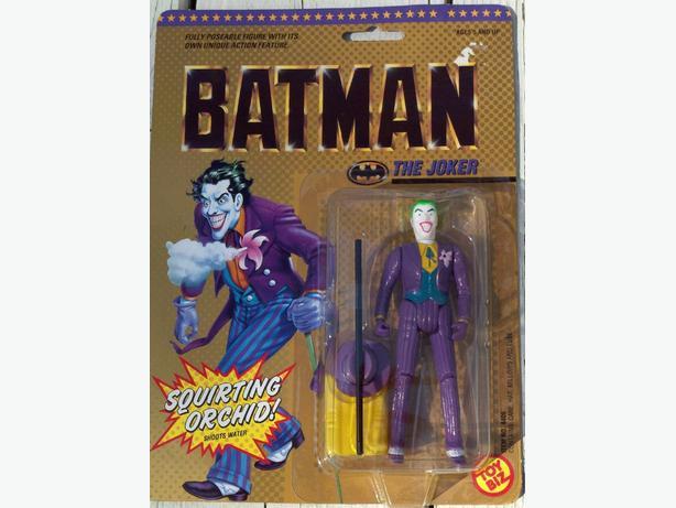 mint batman 89 action figures