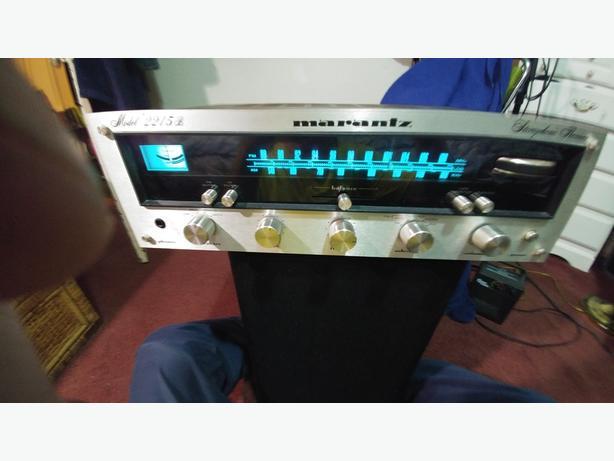 Marantz Stereo Reciever 2215B