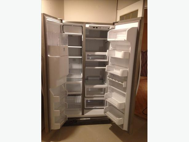 Kitchenaide Side by Side Fridge