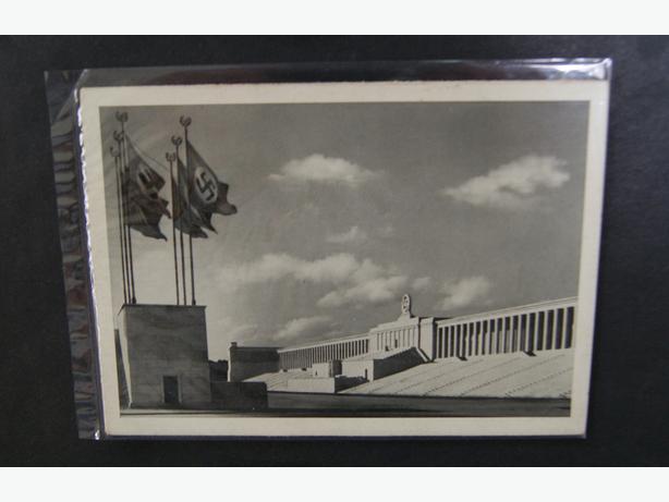 1937 NAZI NURENBERG