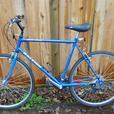raleigh  gran sport bike nice condition